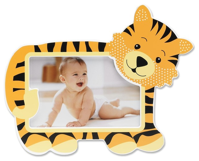 Shop Houzz Lawrence Frames Nursery Collection Tiger