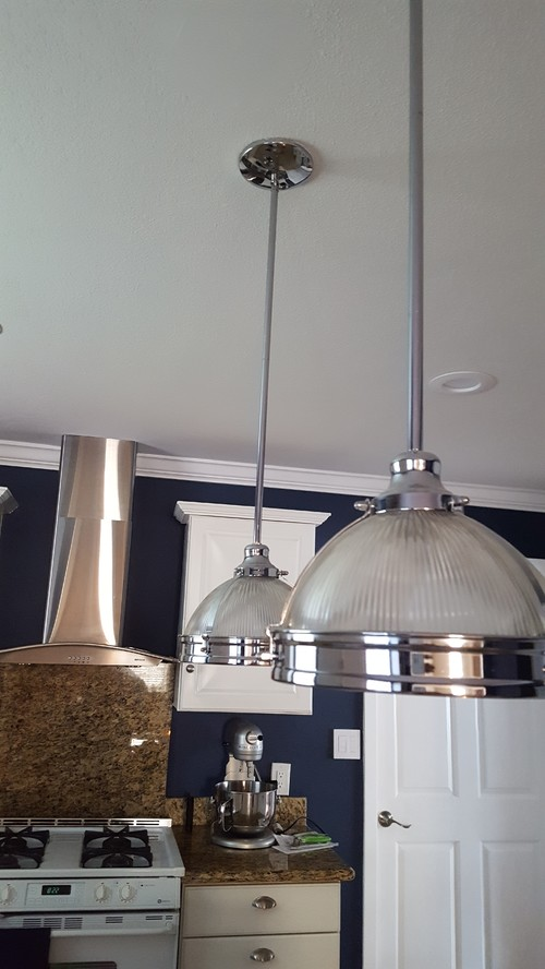 Keep In Mind I Have Regular Height Ceilings 8ft So Pendants Can T Work And Every Flushmount Semi Find Doesn Seem To Match Help