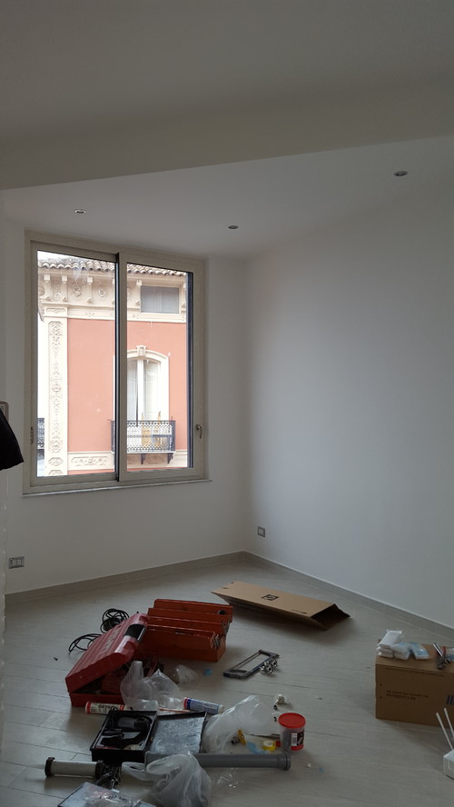 Dalla mia finestra parte interna - Finestra interna ...