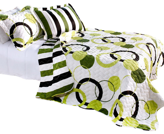 Great Contemporary Quilts And Quilt Sets by Blancho Bedding