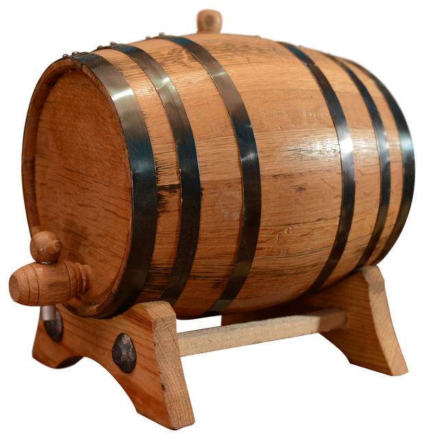 American Oak Barrel, 10 Liters