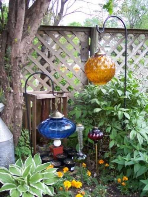 Hanging Garden Globes