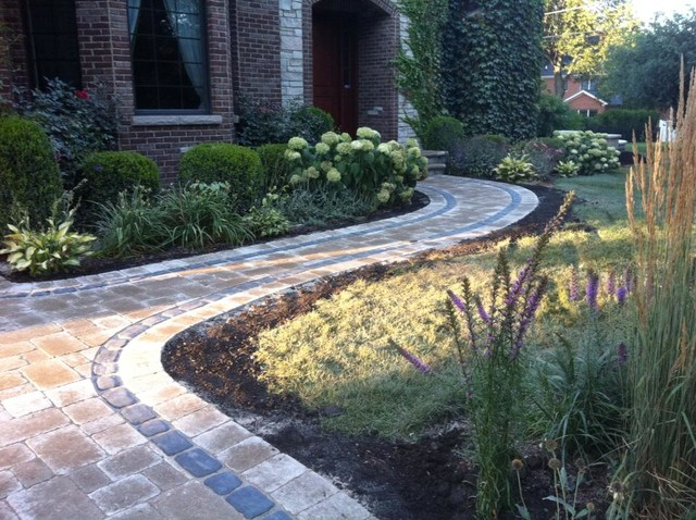 Landscape design chicago di romano landscape llc for Landscape design chicago