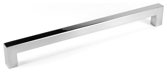 Cosmas 305-4ch Polished Chrome Euro Style Bar Pull