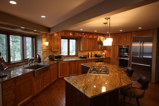 Luxury Kitchens Traditional Kitchen Cleveland By