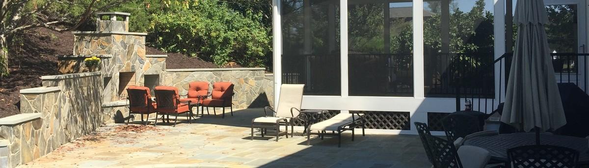 american exteriors masonry leesburg va us 20176 decks