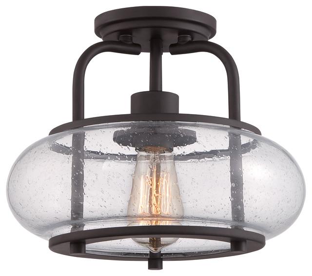 Trilogy Semi-Flush Ceiling Light, Small
