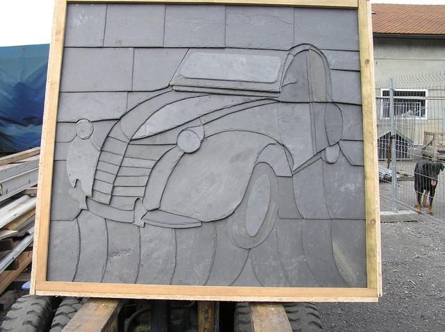 Connu toiture en ardoises , et charpente - Autres périmètres - par Jean  GM34