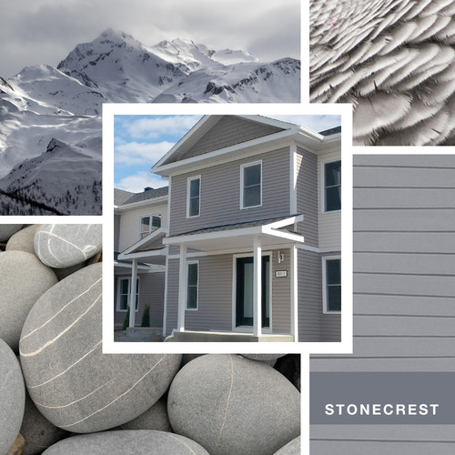 What Shade Of Gray Vinyl Siding Do You Like Best