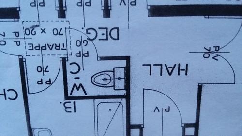 quelle deco petit wc. Black Bedroom Furniture Sets. Home Design Ideas