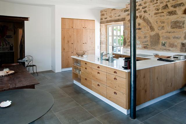 cuisine esprit nature contemporain cuisine brest par gilbert fily cuisiniste. Black Bedroom Furniture Sets. Home Design Ideas