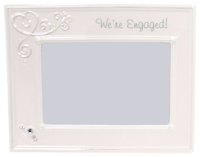 We Re Engaged Picture Frame Choice Image - origami instructions easy ...