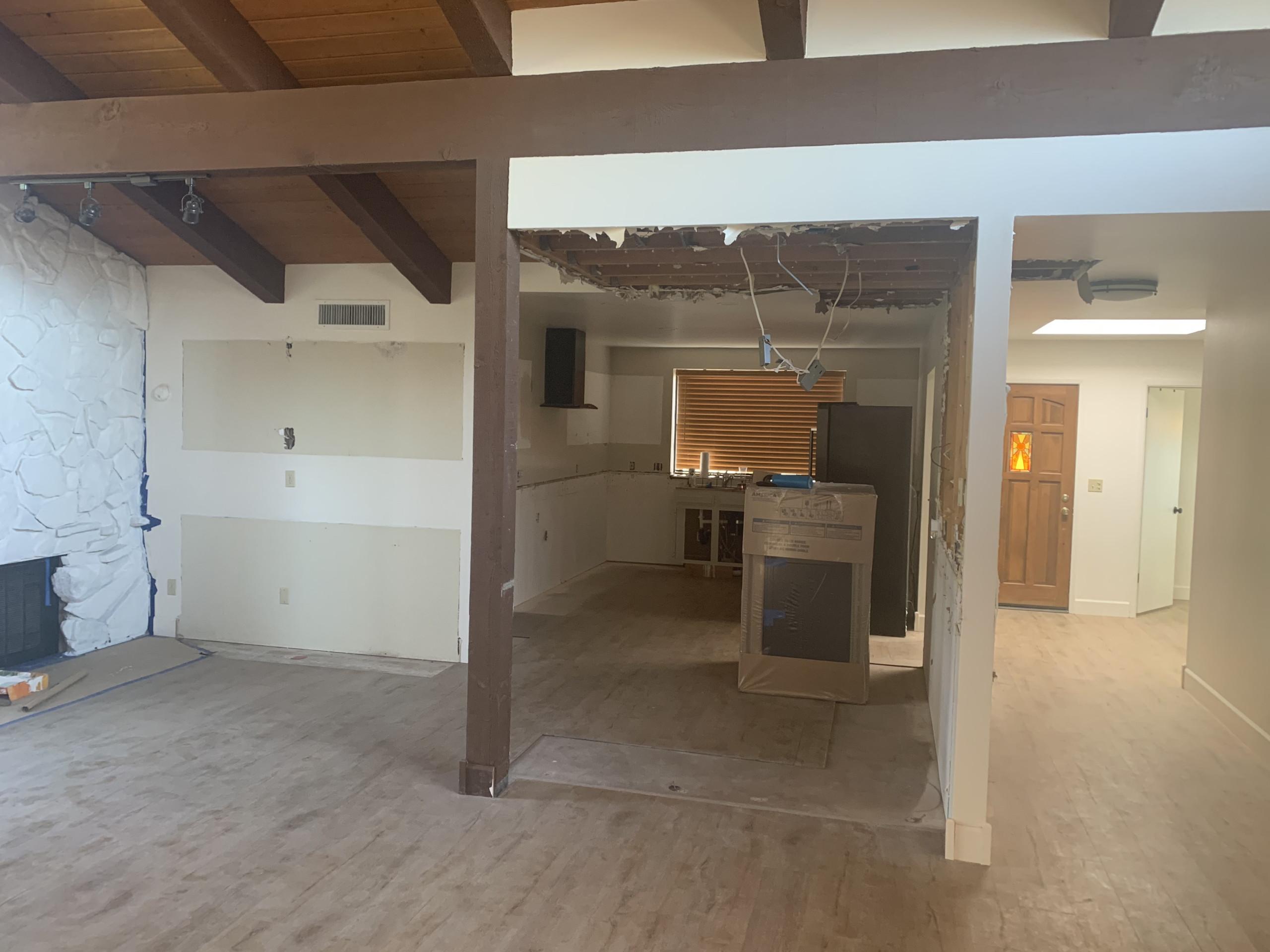 Kitchen and Bath renovations