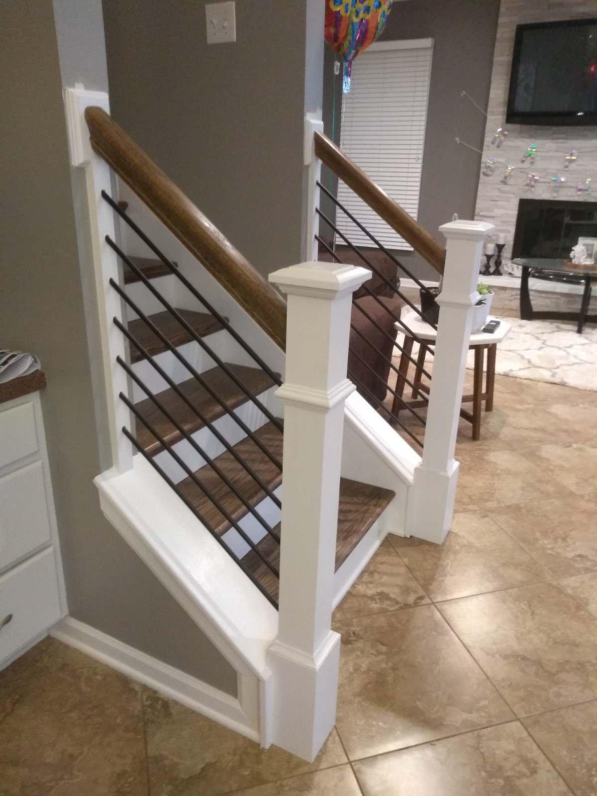 Staircase Rescue Renovation