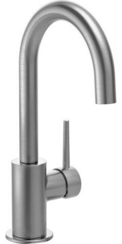 Delta Trinsic Single Handle Bar Faucet, Arctic Stainless, 1959LF-AR
