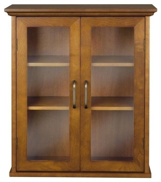 29cea97423c Atlin Designs 2-Door Wall Cabinet