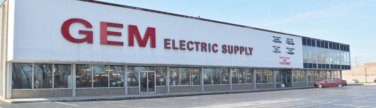 Gem Electric Supply Inc - Alsip, IL, US 60803