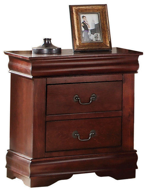 Willet Nightstand, Cherry.