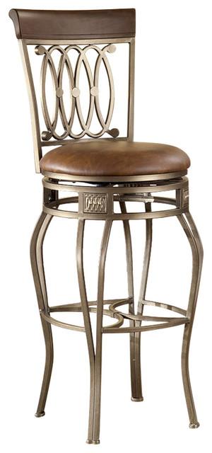Hillsdale Furniture Montello Swivel Counter Stool Old