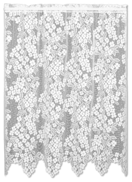 Dogwood Panel, White, 63""
