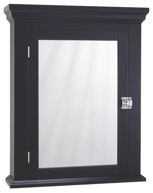 Surface Mount Single Door Medicine Cabinet.