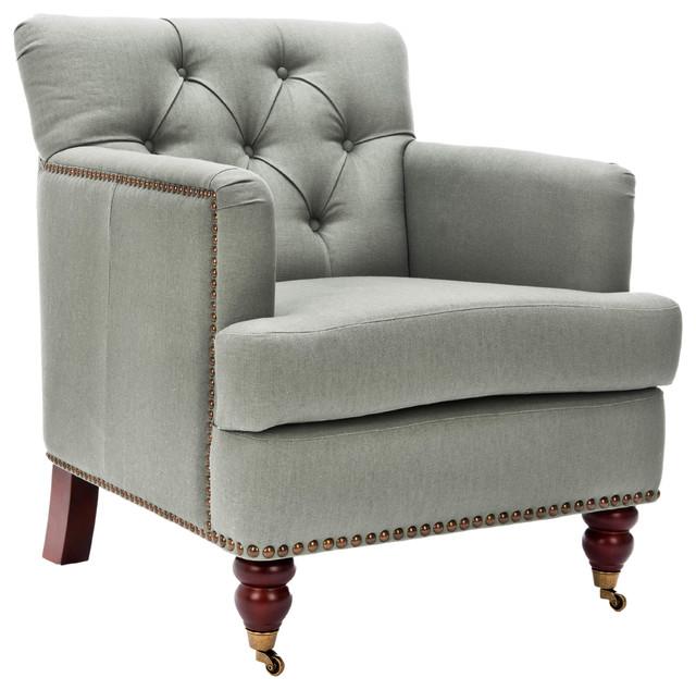 Colin Tufted Club Chair
