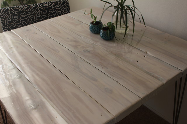 whitewash wood furniture whitewash reclaimed wood dining table rustic  dining tables ...