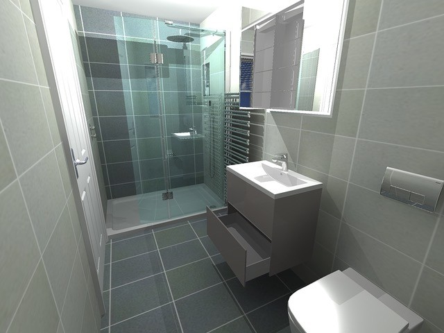Jenny and Nick's ensuite