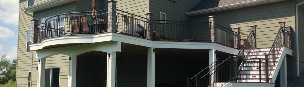 Designer Decks - Decks, Patios & Outdoor Enclosures in Eagan, MN ...