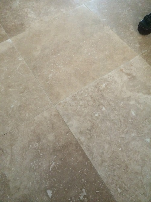 How Clean Or Shine My Travertine Tile