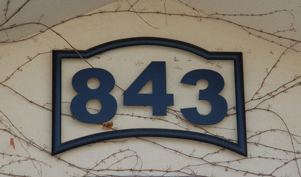 Address Numbers & Names