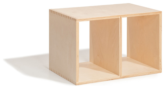 Modular Wood Shelving Cubes Stackable B Boxes By Offi