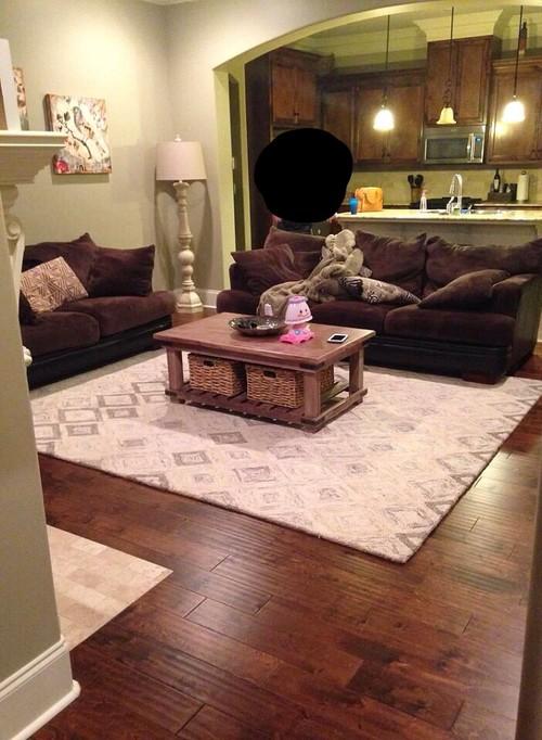 Living Room Arrangement Help