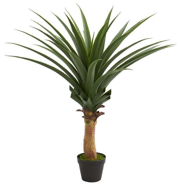 3.5 in. Agave Artificial Plant