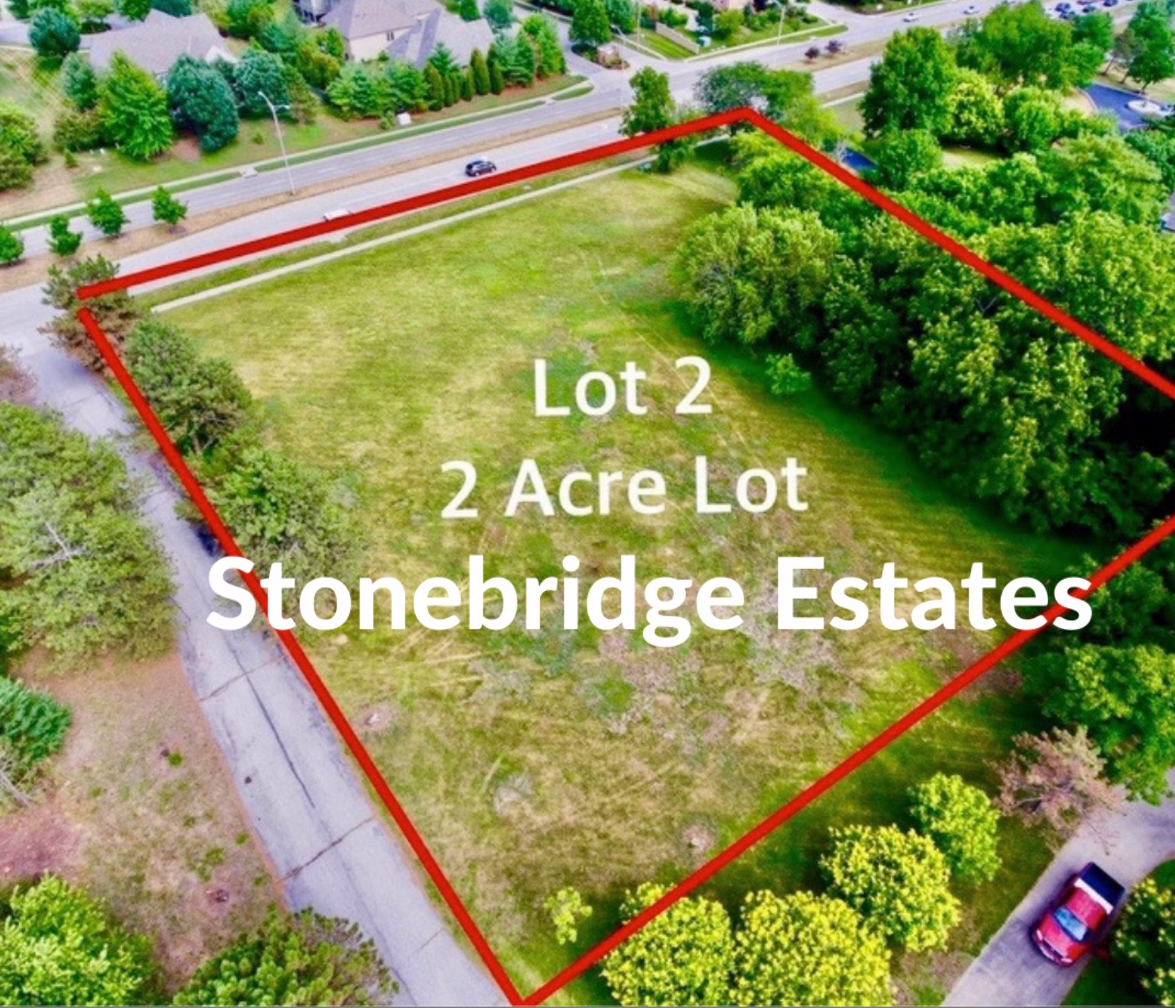 Stonebridge Estates Lot 2 5551 W 150th St OP, KS 66223 Custom Build