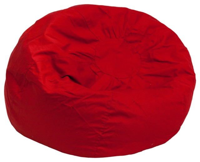 Brilliant Small Solid Red Kids Bean Bag Chair Dg Bean Small Solid Red Gg Ocoug Best Dining Table And Chair Ideas Images Ocougorg