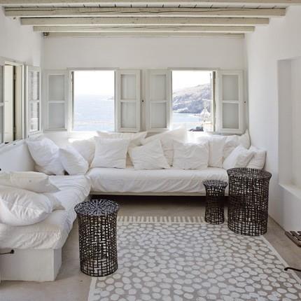 marie claire maison tropical living room