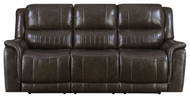 Awe Inspiring Hearst Power Reclining Sofa With Power Headrests Squirreltailoven Fun Painted Chair Ideas Images Squirreltailovenorg