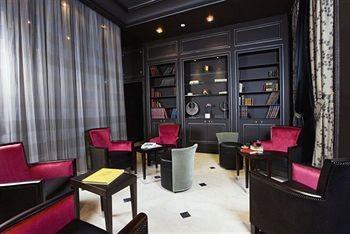 eclectic  Hotel Best Western Premier Regent's Garden Hotel Paris