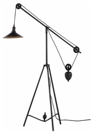 Pure Jasper 1-Light Floor Lamp.