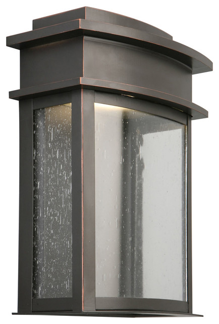 Fairview Led Wall Sconce, Oil Rubbed Bronze.