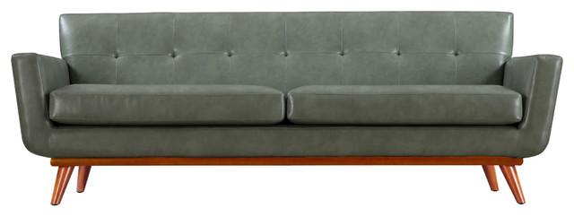 Lyon Sofa, Smoke Gray.