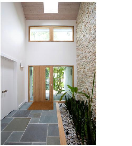 Vorrei realizzare un giardino interno con piante grasse - Giardino interno casa ...