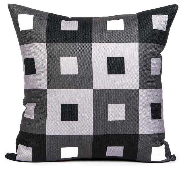 decor decorative - Black Decorative Pillows