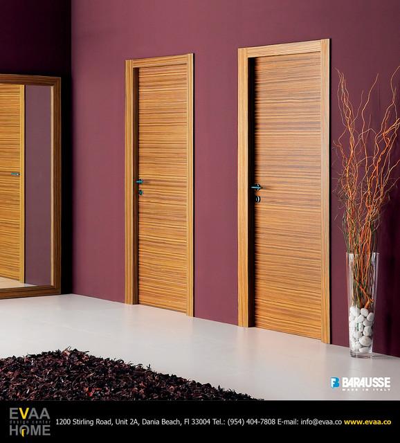 Barausse Interior Doors (Italy) Modern