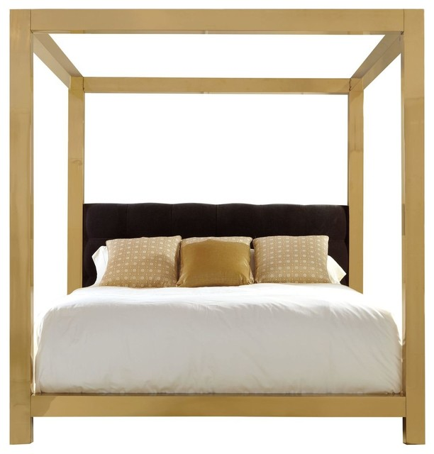 Four Poster Canopy Bed King Poster King Size Bed And