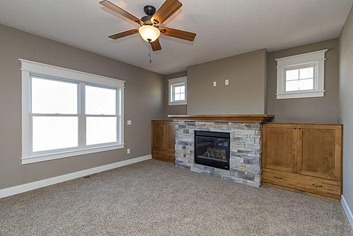 Redrock Plan- Family Room