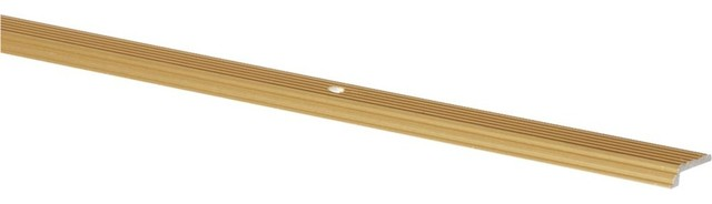 Thermwell Products Co. 3/4x6' Fluted Gold Tile Edging H402SFB6DI by Thermwell Products Co.