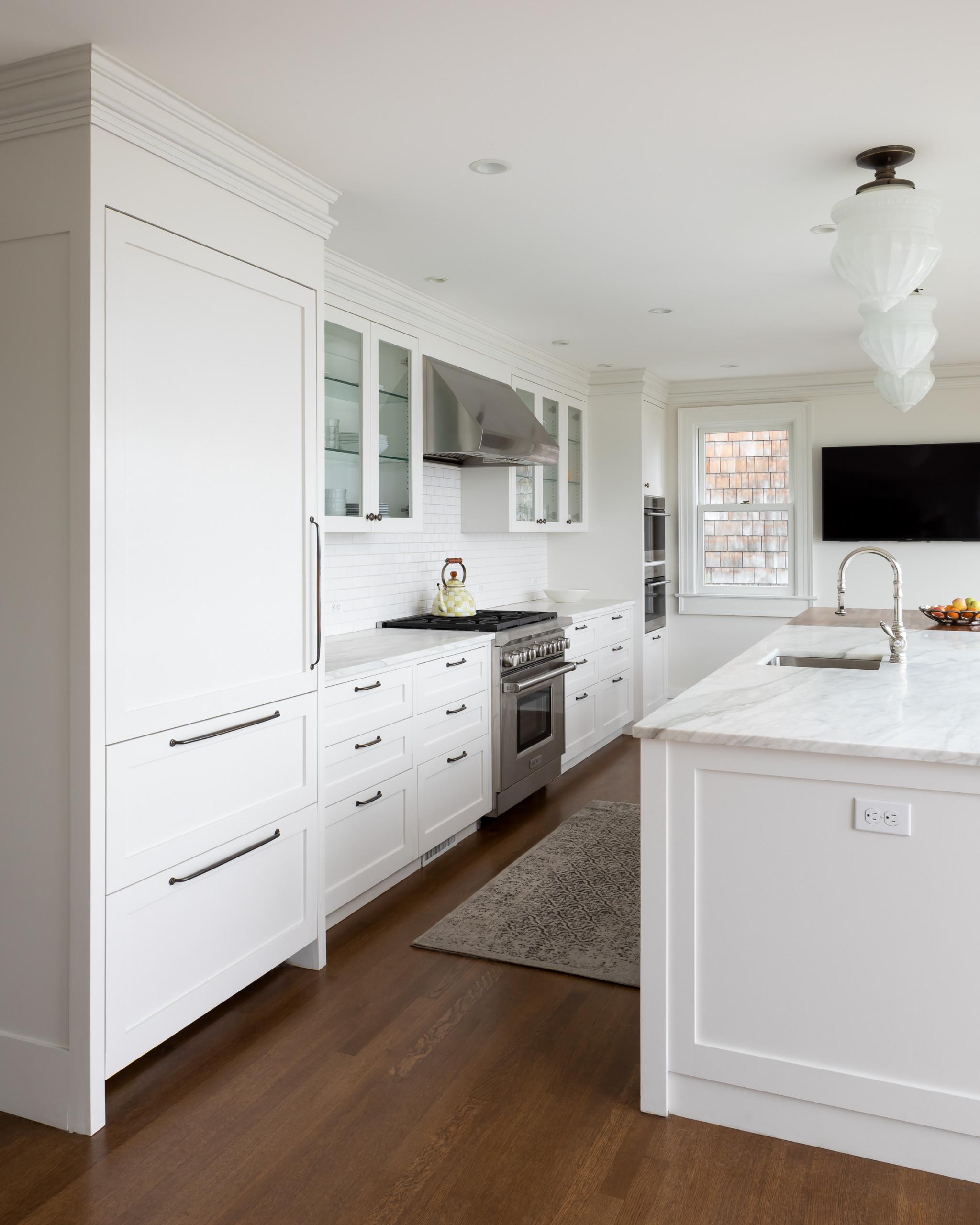 Mount Baker kitchen addition
