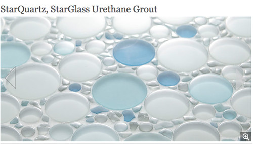 Have You Used Stargl Starquartz Grout With Gl Tiles Your